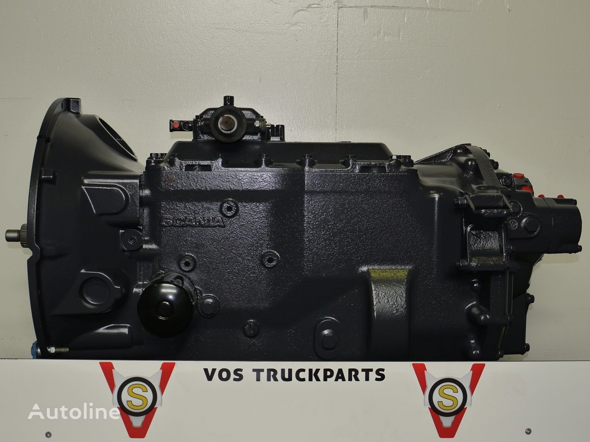 SCANIA SC-3 GR-900 caja de cambios para SCANIA camión