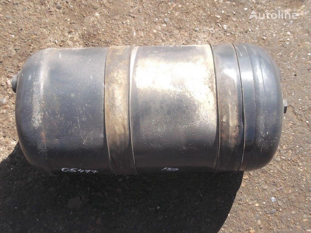 Ressiver vozdushnyy Iveco caja de filtro de aire para camión