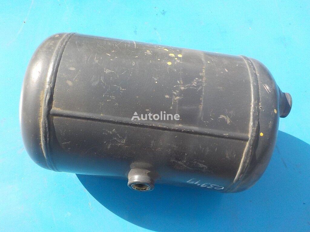 Ressiver vozdushnyy Mersedes Benz caja de filtro de aire para camión