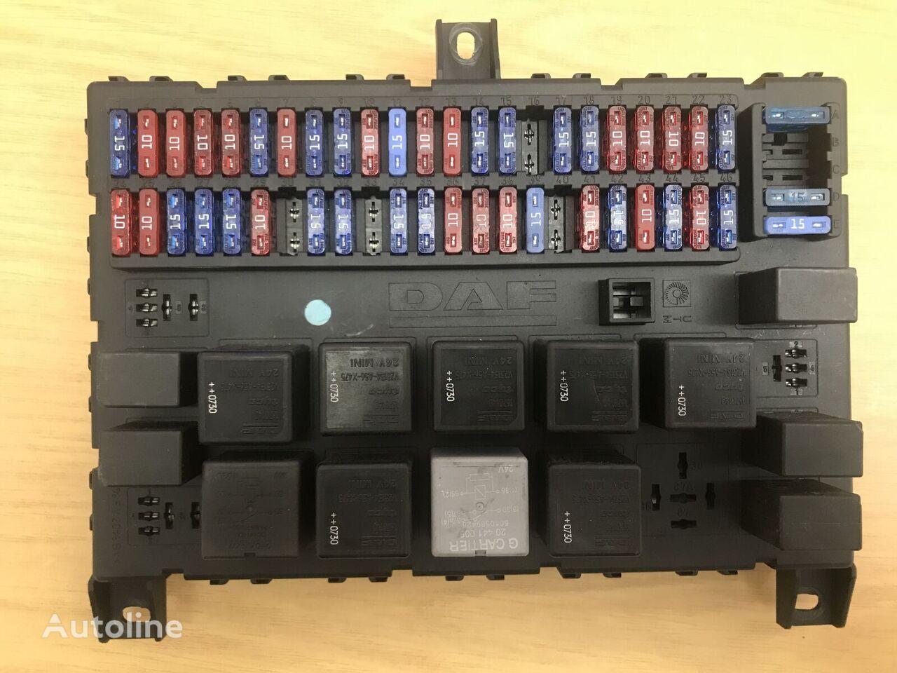 (1795419) caja de fusibles para DAF CF XF camión