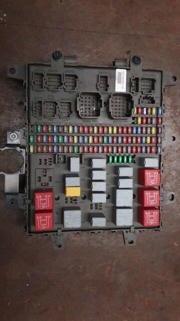 RENAULT /Central fuse box caja de fusibles para RENAULT camión