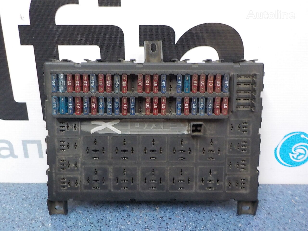 DAF caja de fusibles para DAF camión