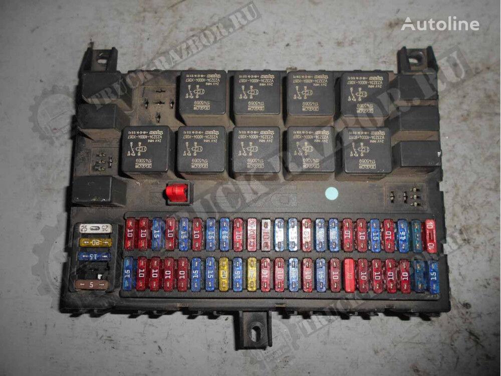 DAF caja de fusibles para tractora