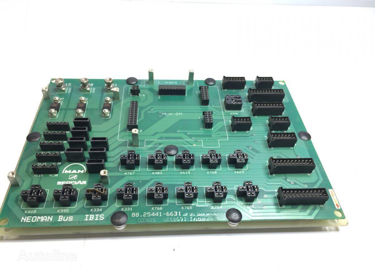 Fuses Circuit Board caja de fusibles para MAN Lions bus (1991-) autobús
