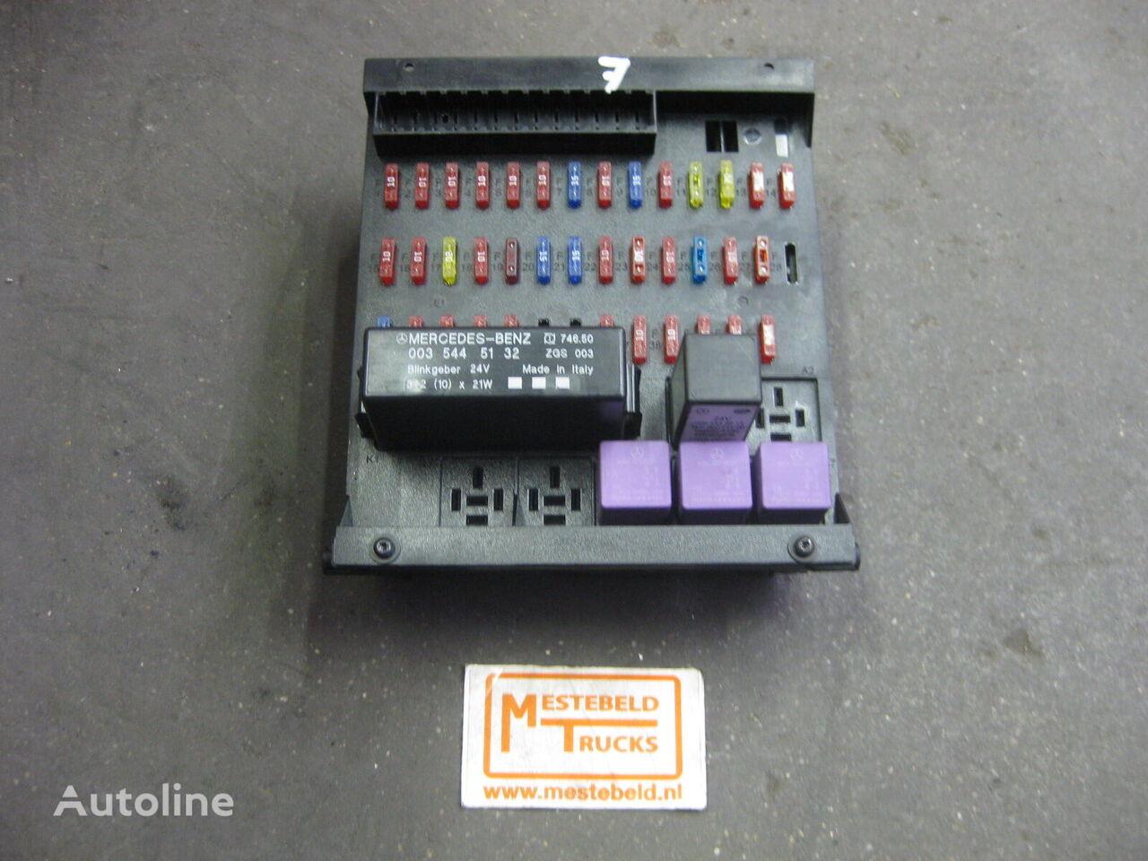 MERCEDES-BENZ Zekeringskast caja de fusibles para MERCEDES-BENZ Axor camión