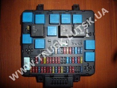 Renault Predohraniteley caja de fusibles para RENAULT camión