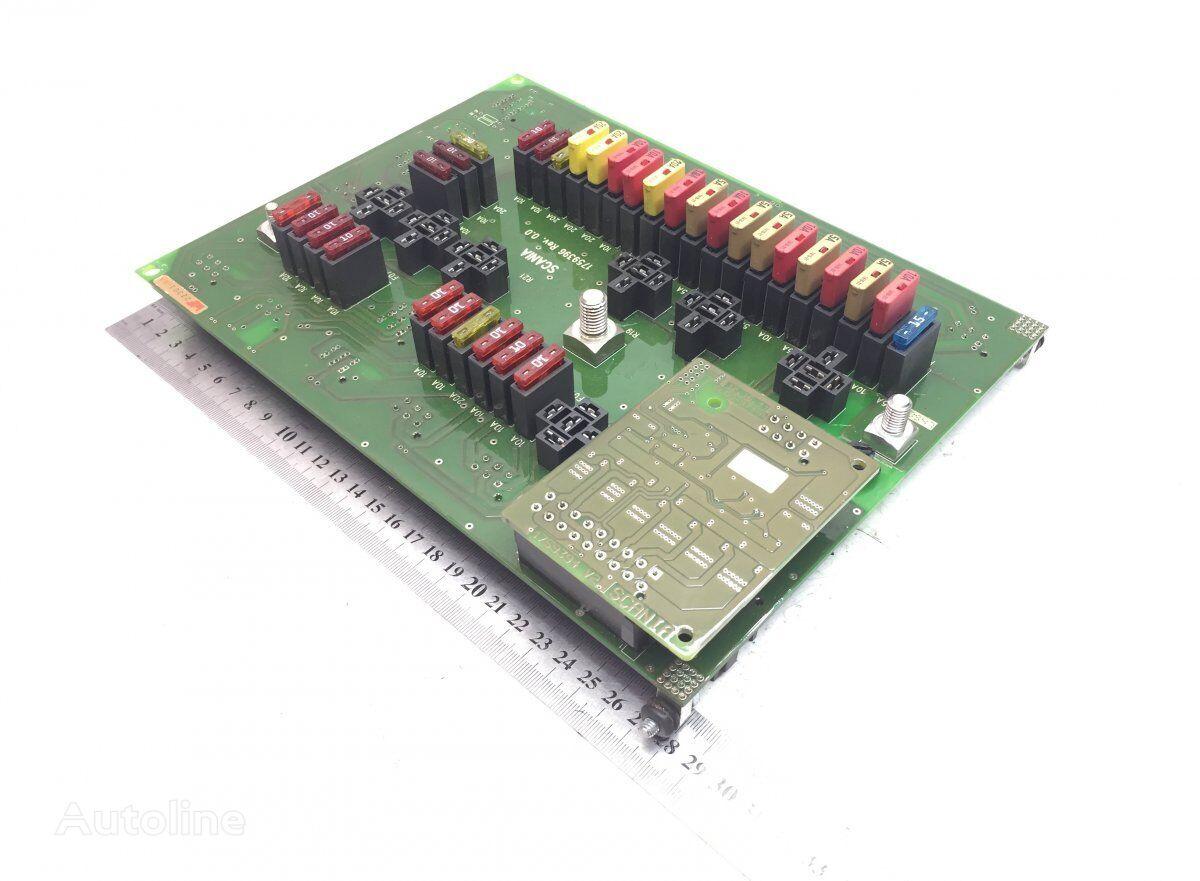 SCANIA Fuses Circuit Board (1759396 1759397) caja de fusibles para SCANIA K N F-series bus (2005-) autobús