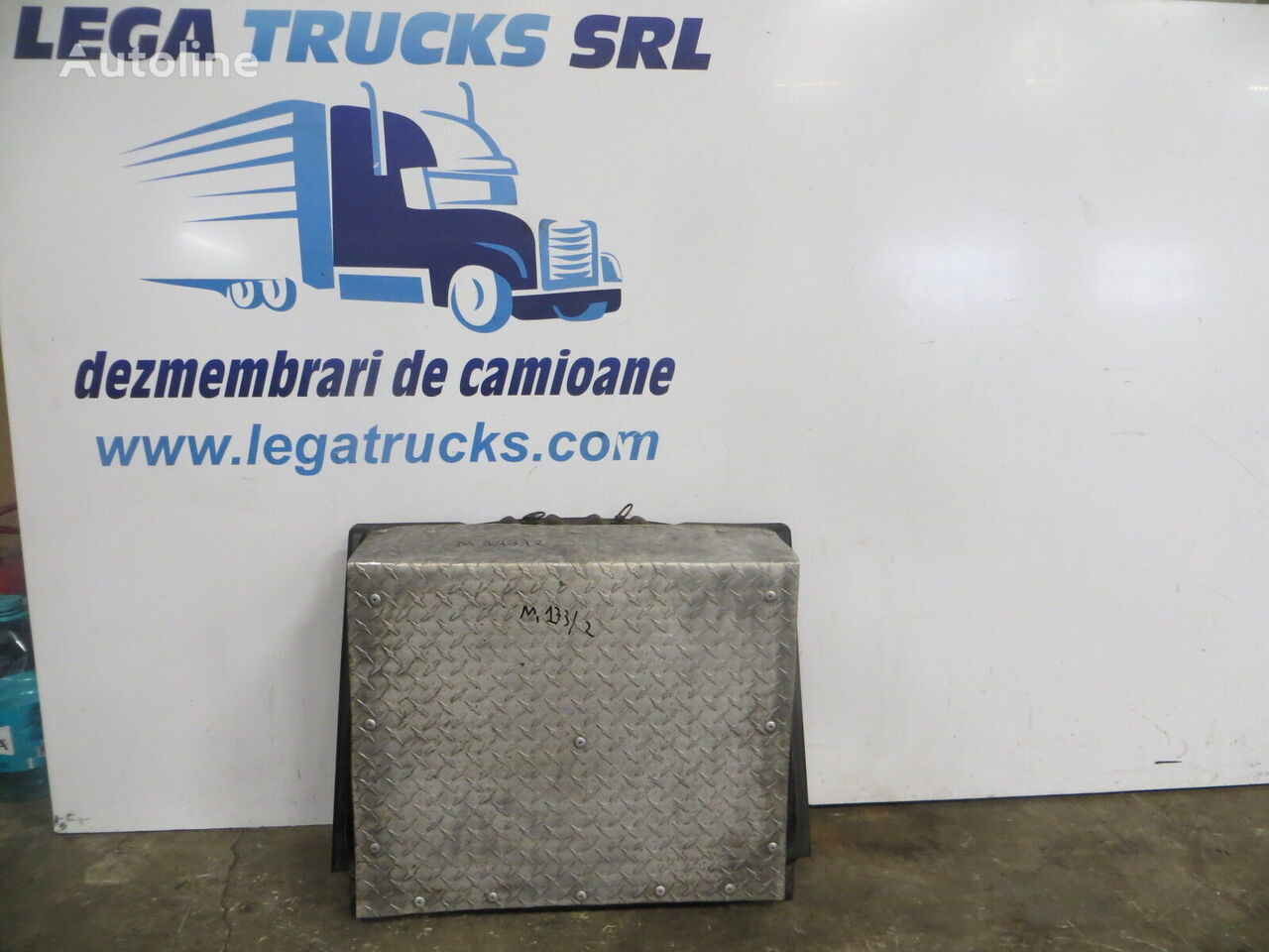 caja para batería para MAN TGA 18.430 tractora