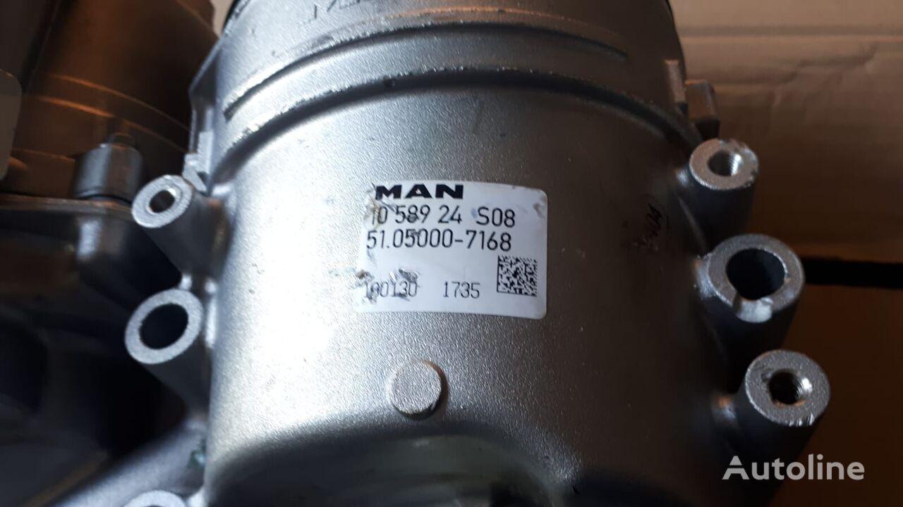 MAN (51050007168) caja para filtro de aceite para MAN TGS TGX autobús nueva
