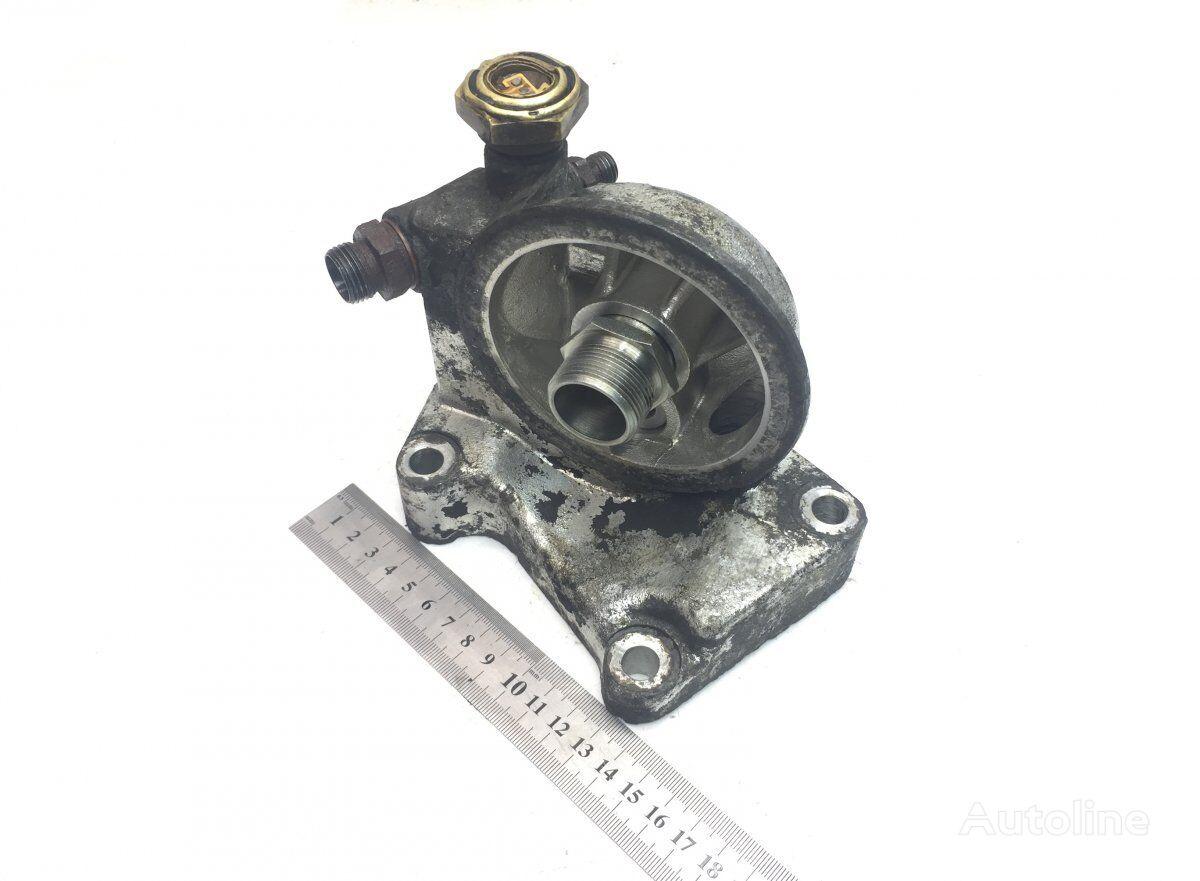 SCANIA Oil filter bracket caja para filtro de aceite para SCANIA 4-series 94/114/124 bus (1995-2005)
