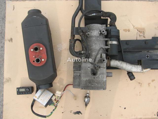 calefacción estática para Lyubaya. 12- 24 volt