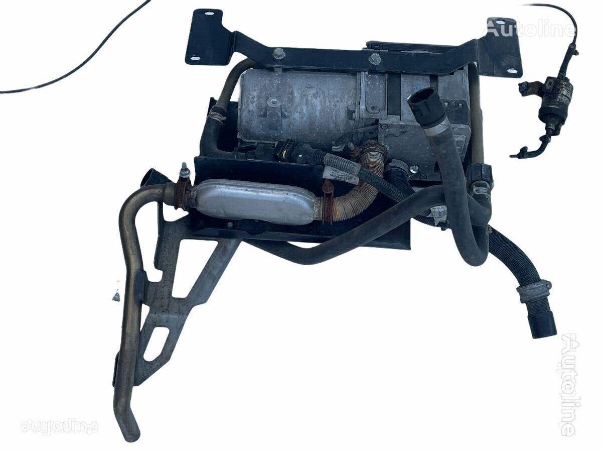 DAF XF 106 CF EURO6 D8W (1744399) calefactor interior para DAF DAF XF 106 CF EURO6 D8W 1744399 camión