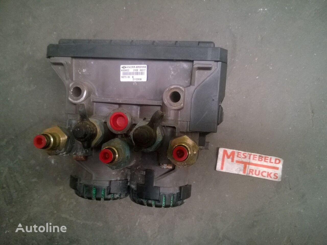 cámara de freno para RENAULT EBS Achterasmodulator camión