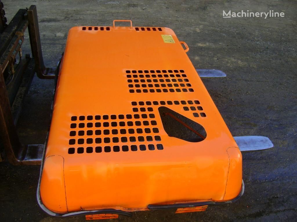 FIAT capó para FIAT-HITACHI Ex 215 - 235 excavadora