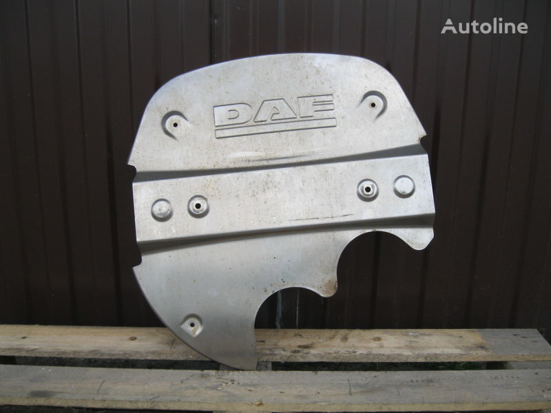 DAF OSŁONA KATALIZATORA catalizador para DAF XF 105 / CF 85 tractora