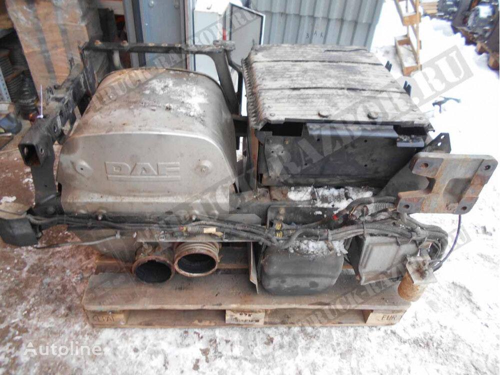 DAF v sbore + akkumulyatornyy yashchik catalizador para DAF tractora