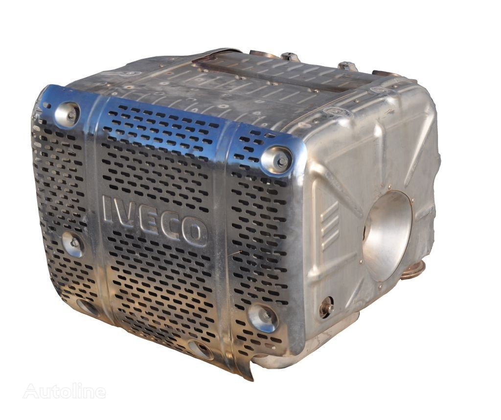catalizador IVECO Euro 6 para camión IVECO Stralis