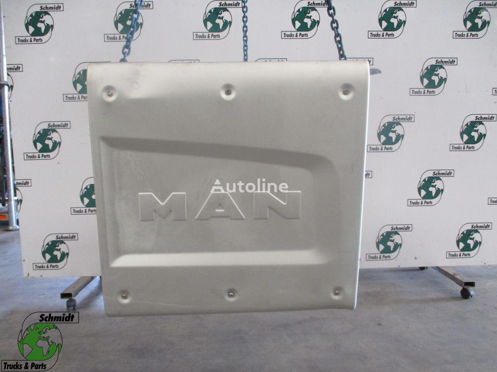 MAN (81.15110-6065) catalizador para MAN camión