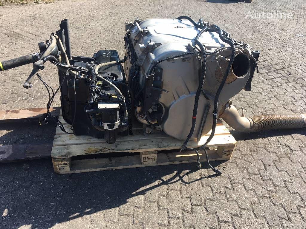 SCANIA EXCHAUST 520 LYDDÆMPER 2442151 / 2159886 catalizador para SCANIA R520 tractora