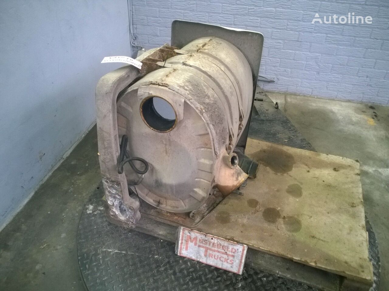 VOLVO catalizador para VOLVO Katalysator FH tractora