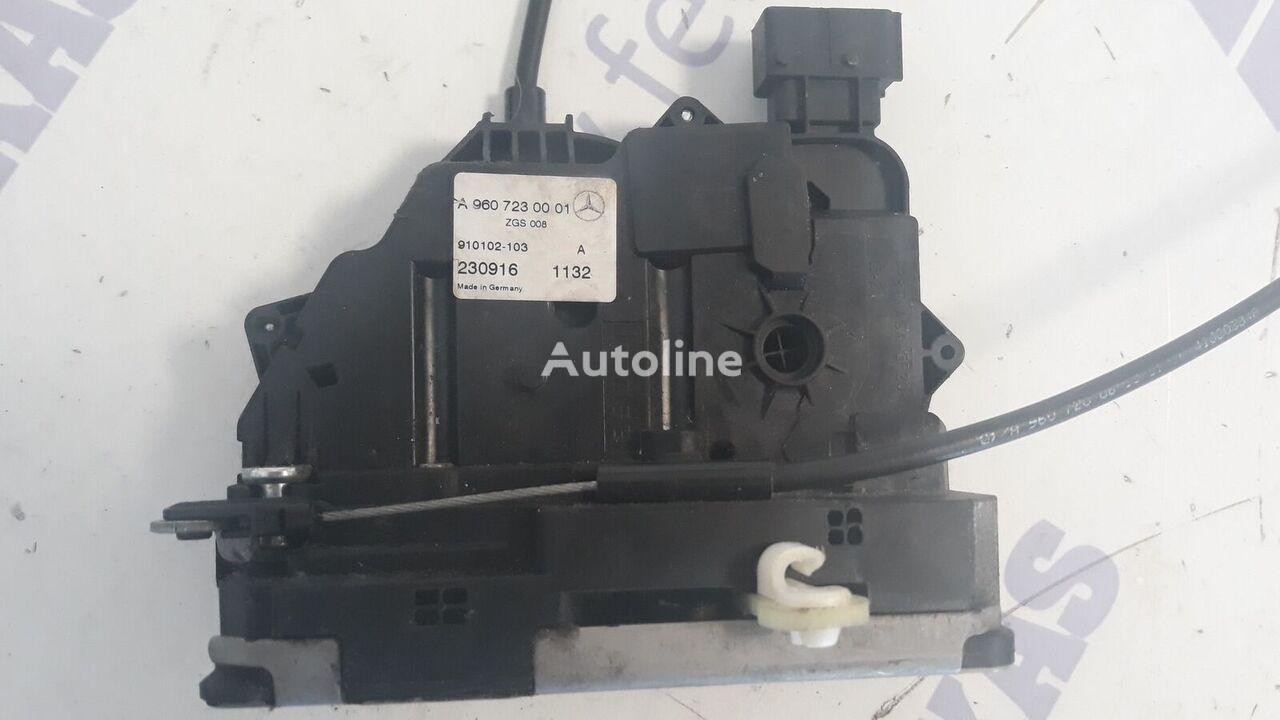 (A9607230001) cerradura para MERCEDES-BENZ Actros tractora