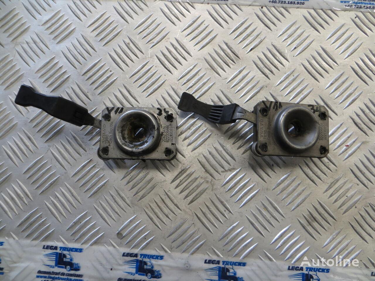 VOLVO Broasca capota (V11/34) cerradura para VOLVO FH tractora