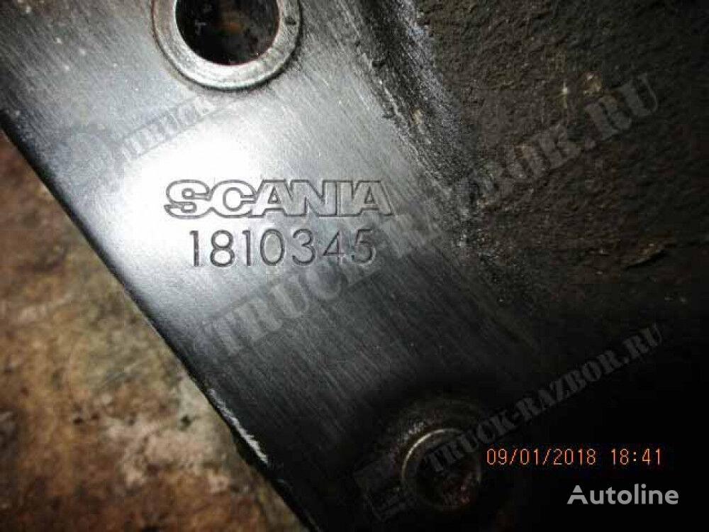 zamok kabiny, L (1810345) cerradura para SCANIA tractora