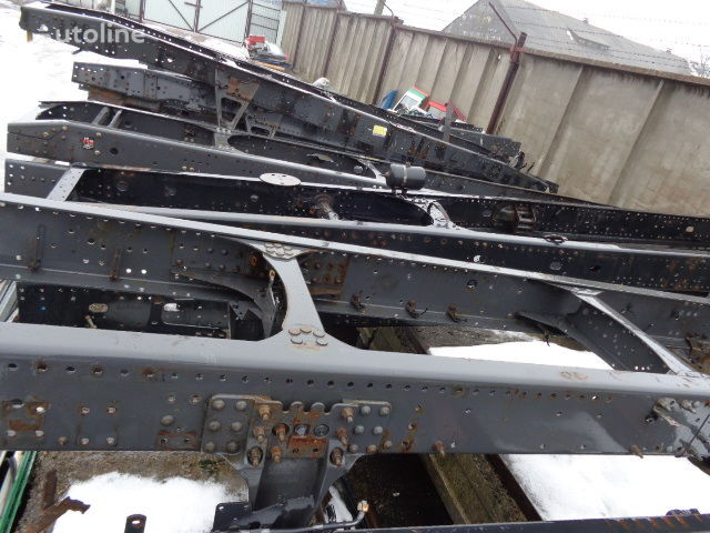 IVECO Complete frames for all trucks Renault, Scania, Volvo, Mercedes  chasis para IVECO Stralis tractora