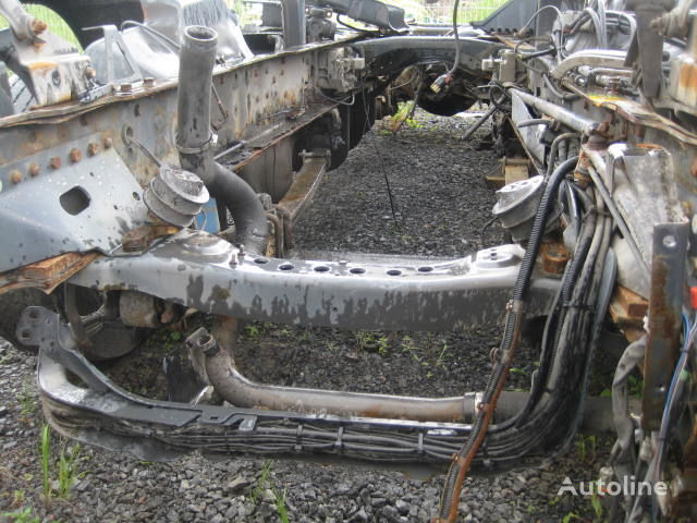 Scania R420 frame and drive axle R780 chassis para tractora