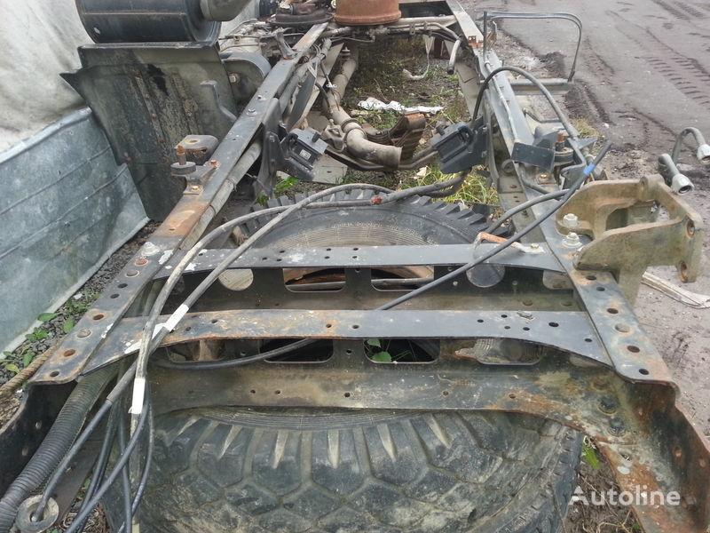 chassis para HYUNDAI HD120 camión