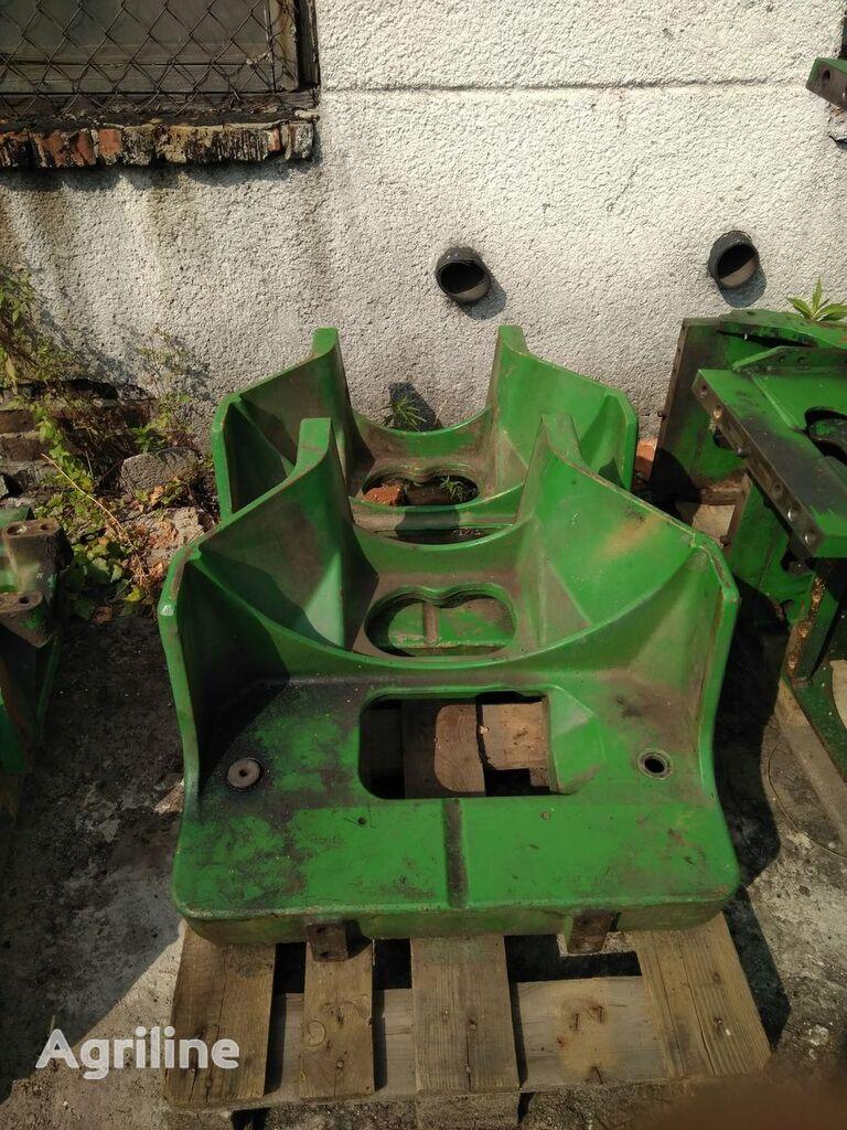 JOHN DEERE chassis para JOHN DEERE 8400 tractor
