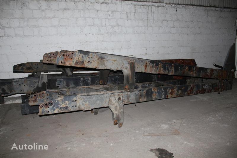 SCANIA P310 Euro 4 chassis para SCANIA camión después del accidente