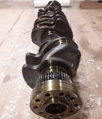(F934201310220) cigüeñal para FENDT 936 Vario tractor nuevo