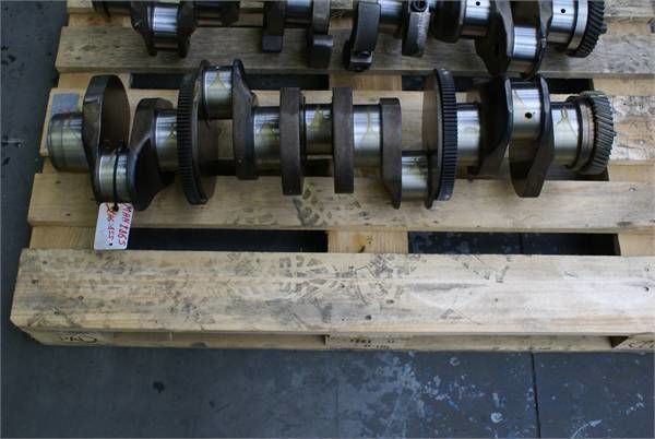 MAN 2865CRANKSHAFT cigüeñal para MAN 2865CRANKSHAFT camión