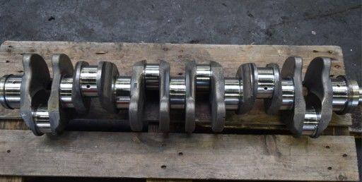 cigüeñal MAN CrankShaft D26 E4 E5 Wal 480 530 para tractora MAN TGA  TGX Euro4 Euro5