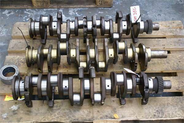 cigüeñal para MERCEDES-BENZ OM366CRANKSHAFT otros maquinaria de construcción