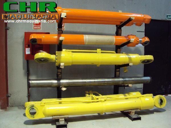 cilindro hidráulico para KOMATSU PC210-6, PC240-6, PC34 excavadora