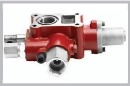 gidroraspredeliteli Italiya, Portugaliya, Turciya cilindro hidráulico para camión nueva