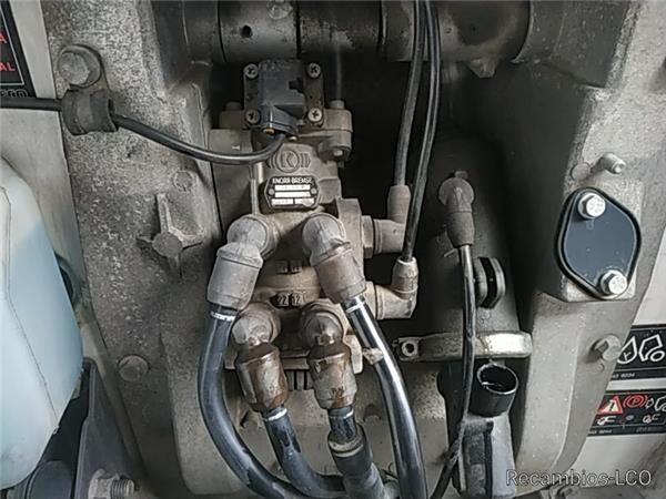 Bomba De Freno Iveco EuroCargo tector Chasis     (Modelo 100 E 1 cilindro principal de freno para IVECO EuroCargo tector Chasis (Modelo 100 E 18) [5,9 Ltr. - 134 kW Diesel] camión