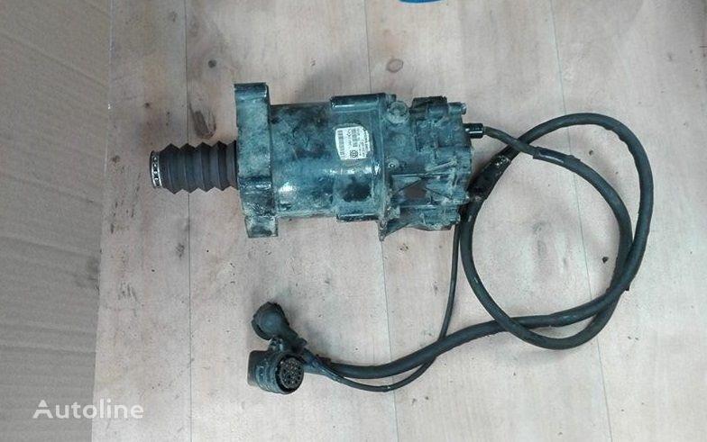 cilindro receptor del embrague MAN TGX, TGS, TGL, TGM EURO5, EURO6, clutch servo booster, clutch ac para tractora MAN TGA, TGX, TGS