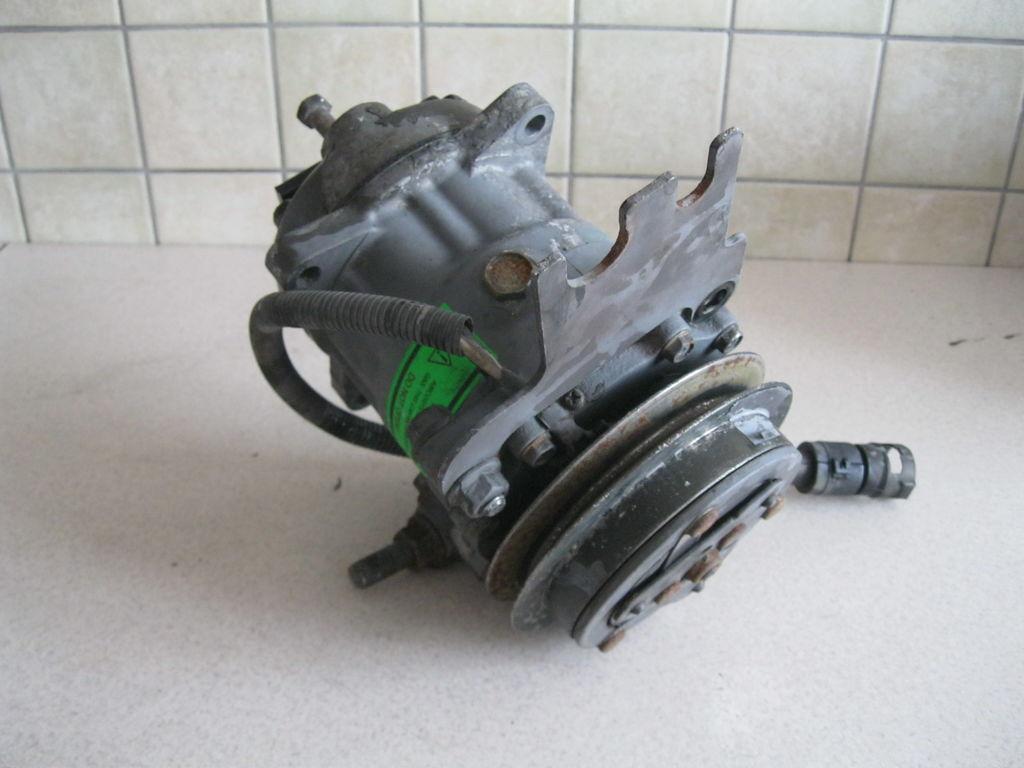 compresor de aire acondicionado DAF para tractora DAF XF 95