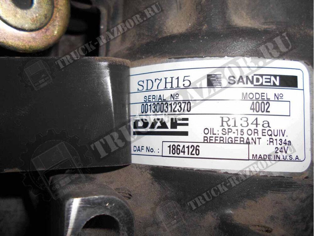 compresor de aire acondicionado DAF para tractora DAF