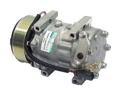 JCB compresor de aire acondicionado para JCB  530/70, 540/70, 531/70, 535/95, 533/105, 535/125, 535/140, 540/140, 3 CX, 4 CX maquinaria de elevación y manutención nuevo