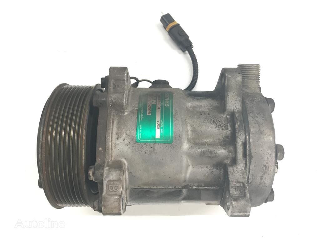 compresor de aire acondicionado para MAN TGX camión