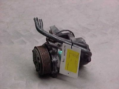 compresor de aire acondicionado SCANIA para tractora SCANIA Aircopomp 114
