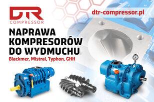 Silocompressor GHH BLAC compresor neumático para cisterna semirremolque