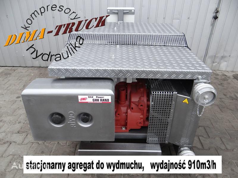 CS80 agregat elektryczny compresor neumático para Agregat elektryczny GHH CS80 camión nuevo