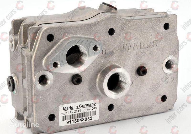 DAF 9115048032,9115049202 WABCO compresor neumático para DAF RVI camión nuevo