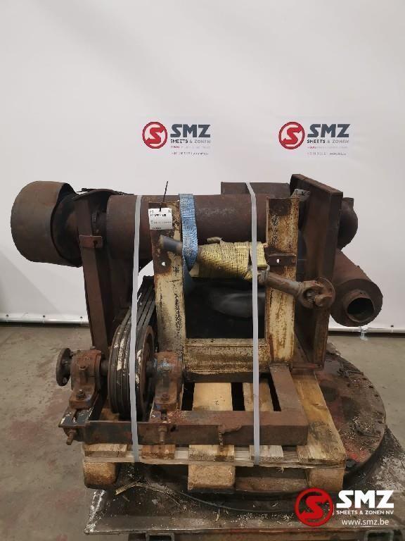 Diversen Occ Bulk / silo compressor (H102999009) compresor neumático para camión