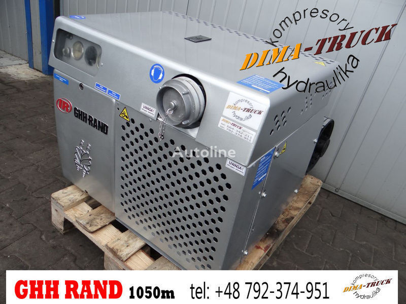 GHH rand dima -truck compresor neumático para GHH Rand CS1050 camión